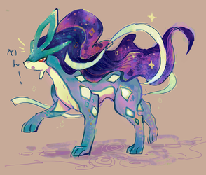 Suicune by ptromea