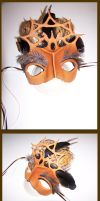 King of Forest Spirits Mask by KalisCoraven