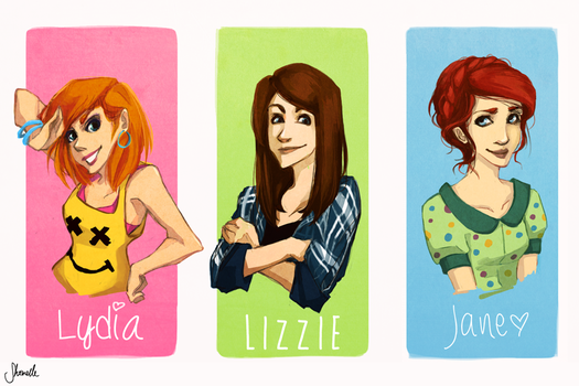 the lizzie bennet diaries by shorelle