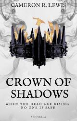 Crown of Shadows Bookcover by savrom