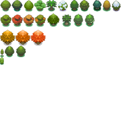Pokemon Gaia Project Tileset 1 by zetavares852