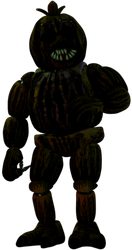 Sinister Phantom Chica [UPDATED] by Acke567
