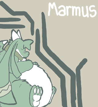 Sleepy Marmus by Odendo