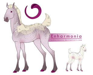 5209 - ASS Floof - Foal Design by Astralseed