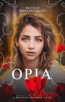 Wattpad Cover 17 | Opia by lottesgraphics
