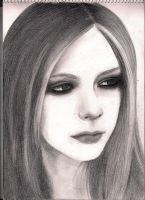 Avril Lavigne. by Melliii94
