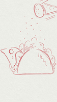 Cooking with Geo: Birbus Taco by CrissyG