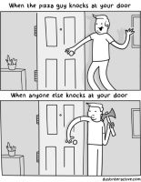 when someone is at your door by jjp158