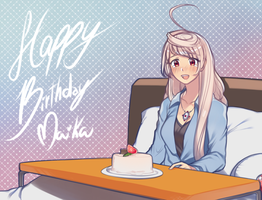 Happy Birthday Maika by desire-drive