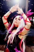 Mana Cosplay [GUILTY CROWN EP.21] by K-I-M-I