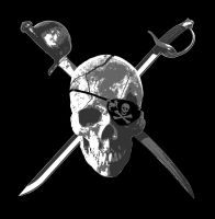 Jolly Roger Swords by capdevil13