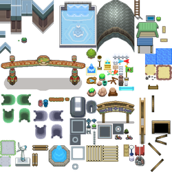 Pokemon Gaia Project Tileset 5 by zetavares852
