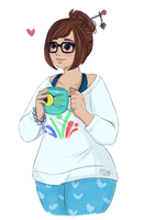 Mei by PotatoEli