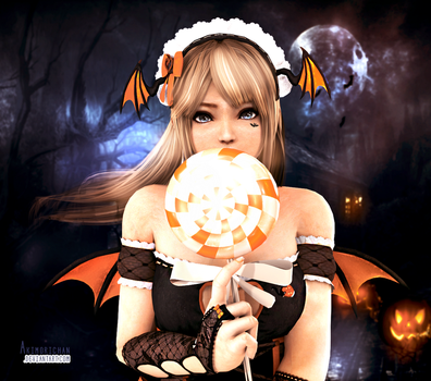 .: Happy Halloween 2017! (Marie Rose) :. by YumieDolly