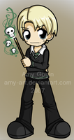 Draco - Harry Potter by amy-art