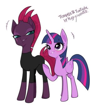 Tempest and Twilight by Freedom-chou