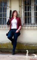 Claire Redfield : Times Gone By by ChaoticClaire