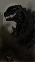 ShinGojira by Pulsarium