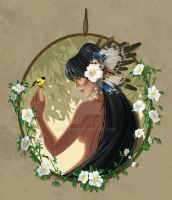 Cherokee Rose by Cola82