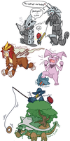 POKEMON REQUESTS 5