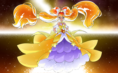 Lady of the Brightest Star by Rona67