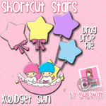 Little Twin, Drag Drop Shotc. Xwidget by may0487
