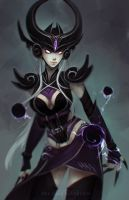 Syndra by GraceZhu
