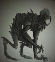 Monster Concept by MidnightZone