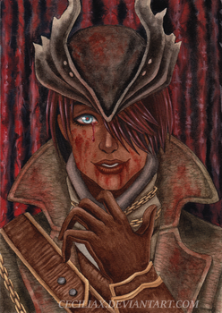 Bloodborne OC by CeciliaX