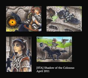 STA - Shadow of the Colossus by Merinid-DE