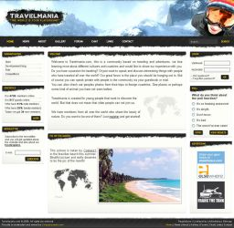 Travelmania by Bearharddesign