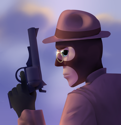 sneaky frenchman by Craftosaur