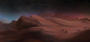 Sands at Night by ToothlessEgo