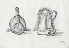 Sketch by Sam Zhang 12-21-2013 by samxinzhang