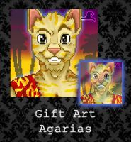 Gift Art - Agarias by PointyHat