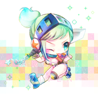 Arcade Riven! by MizoreAme