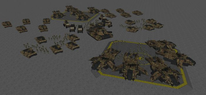 Imperial Combined Arms Company by spyderrock48