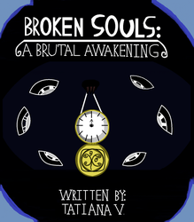 A Brutal Awakening Book Cover by BrokenAuthor