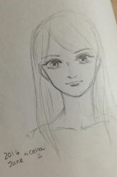 Late night sketch again by cellesticca