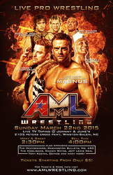 AML WRESTLING by TheIronSkull