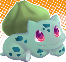 Bulbasaur by Jillmeru