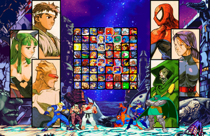 Ultimate Marvel vs Capcom 2 by FreakinAwesomeCrap