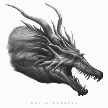 Dragon Bust by Kevin-Studios