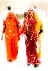 Colorful India by ivyblue