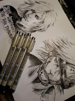 Raiden by candycandy362