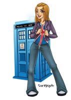 Rose Tyler by roemesquita