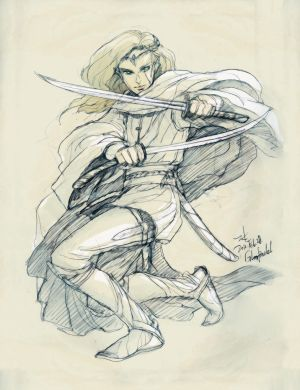 Glorfindel by Cocoz42