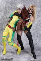 Ms Marvel: You Stole My Powers! by EccentricCasey