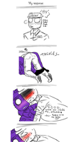 FNAF - Mikecent Comic (Drawing RP) Part 11 by TimelessUniverse