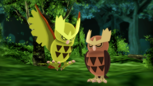 MMD PK Noctowl DL by 2234083174
